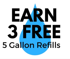 Pre-Pay $50 Get 3 Refills Free