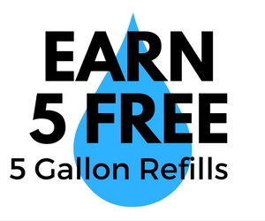 Pre-Pay $100 Get 5 Free Refills
